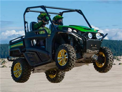 JOHN DEERE ATV RSX 850i Sports Version