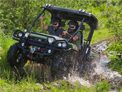JOHN DEERE ATVRSX 850i Off-Road Version