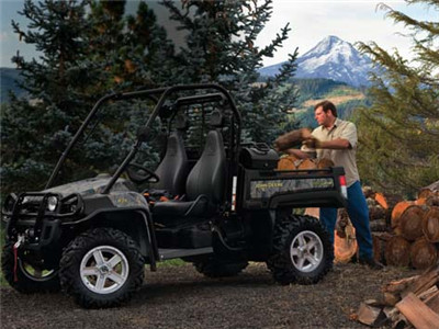 JOHN DEERE ATV RSX 850i Basic Version