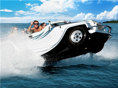 WaterCar Panther Amphibious  Suvs